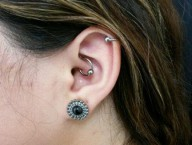 daith ( cartilage interne )